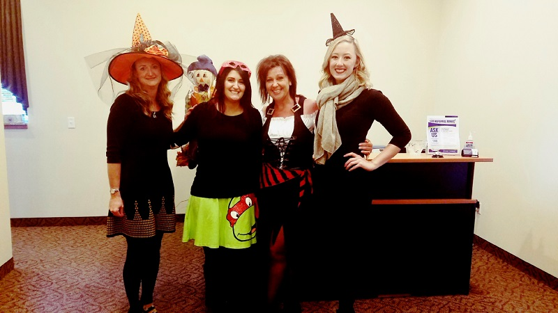 Strategic Practice Solutions Halloween 2017