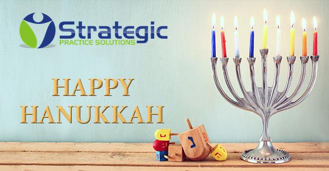Strategic Practice Solutions Hanukkah 2017