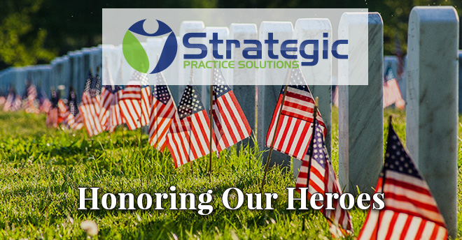 Strategic Practice Solutions Memorial Day 2018