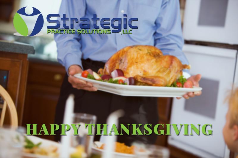 Strategic Practice Solutions Thanksgiving 2019