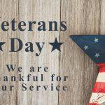 Strategic Practice Solutions Veterans Day November 11 2019